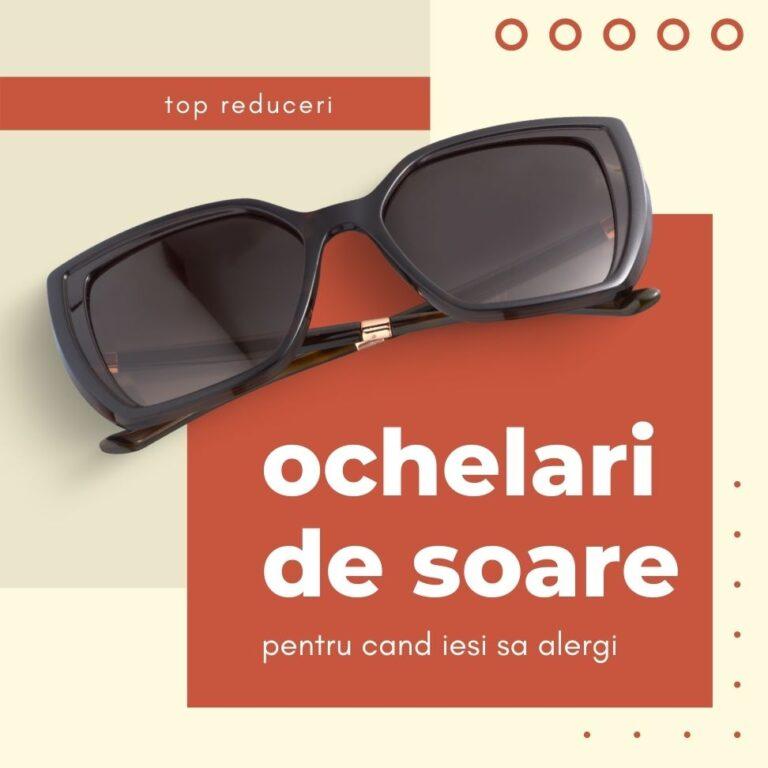 ochelari de soare pentru alergare