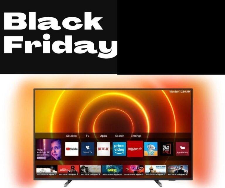 Oferte Televizoare Black Friday Romania