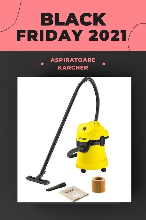 Aspirator Karcher Black Friday