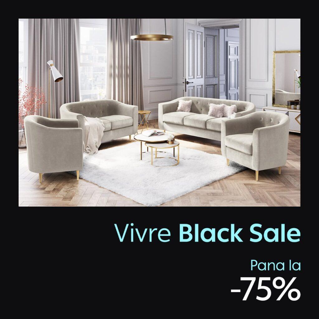 Fotolii Vivre Black Sale