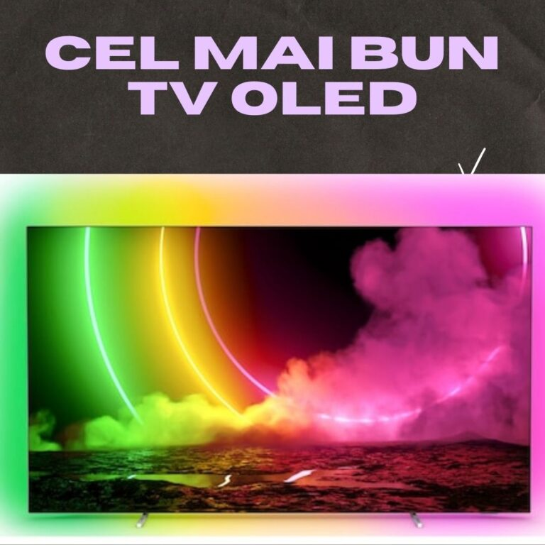 cel mai bun TV OLED 2021