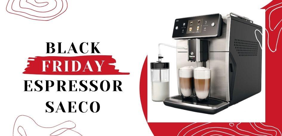 Espressor Saeco Black Friday 2021