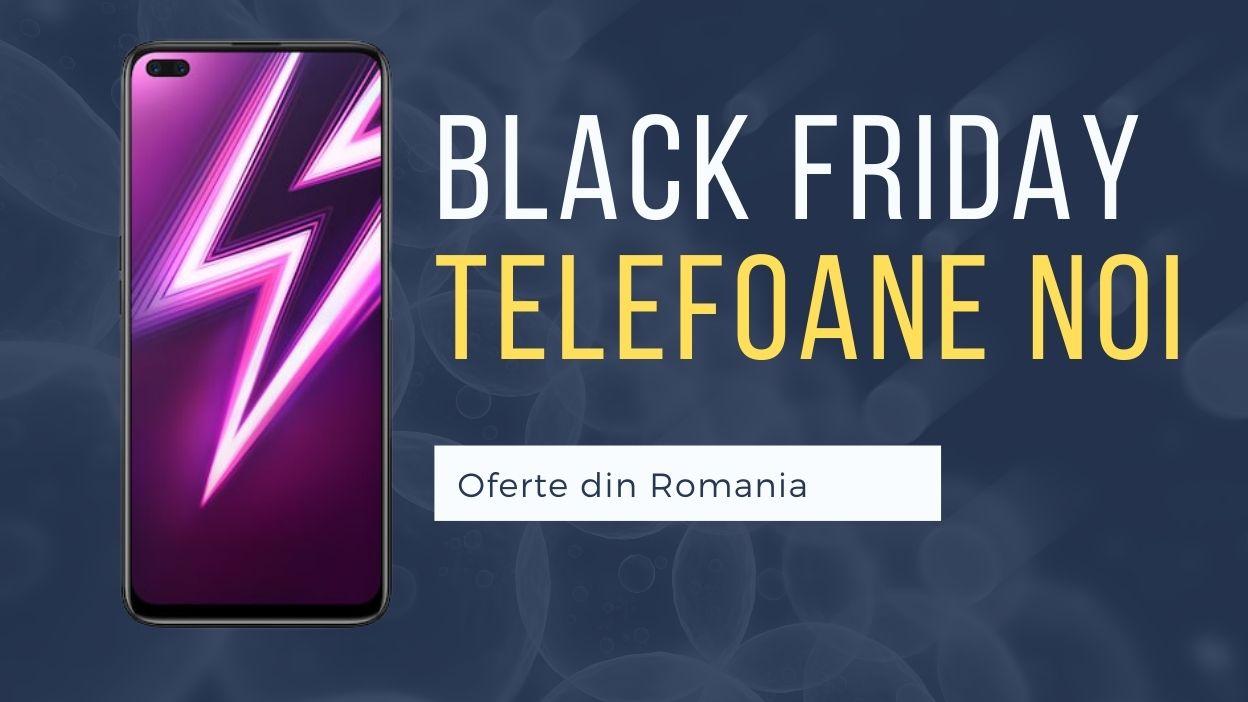 telefoane Black Friday 2021 Romania