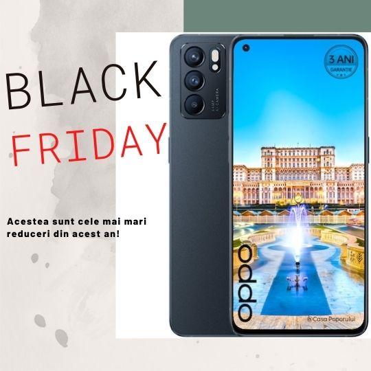 telefon Oppo Black Friday Romania